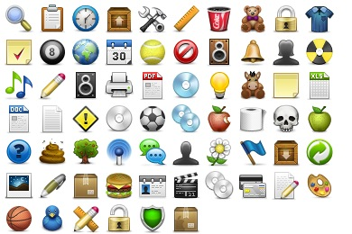Pixelophilia Icons