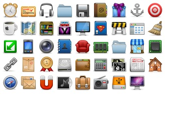Pixelophilia2 Icons