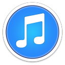 iTunes BLUE icon