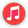 ITunes-RED icon
