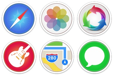 Orb Os X Icons