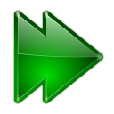 Actions-arrow-right-double icon
