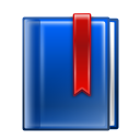 Actions-bookmarks-organize icon