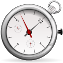 Actions chronometer icon