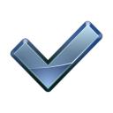 Actions dialog ok icon