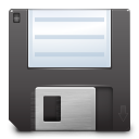 Actions-document-save icon