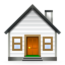 Actions-go-home icon