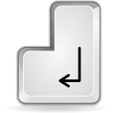 Actions go jump locationbar icon