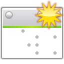 Actions project development new template icon