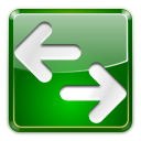 Actions system switch user icon
