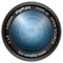 Apps digikam icon