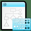 Apps kivio icon