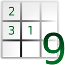 Apps ksudoku icon
