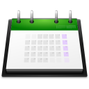 Apps office calendar icon
