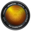 Apps showfoto icon