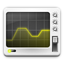 Apps utilities system monitor icon