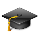 Categories-applications-education-university icon