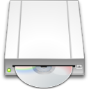 Devices-drive-optical icon