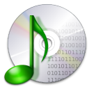 Devices media optical mixed cd icon