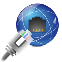 Devices-network-wired icon