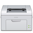 Devices printer laser icon