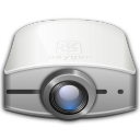 Devices-video-projector icon