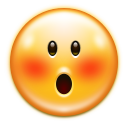 Emotes-face-embarrassed icon