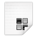 Mimetypes application octet stream icon