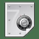 Mimetypes-application-pkcs7-mime icon
