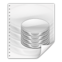 Mimetypes application vnd oasis opendocument database icon