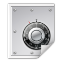 Mimetypes application x pem key icon