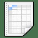 Mimetypes-application-x-siag icon