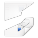Mimetypes message partial icon
