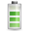 Status battery 080 icon
