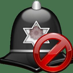Actions irc remove operator icon
