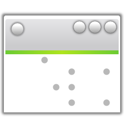 Actions project development icon