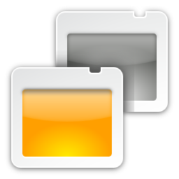 Actions view presentation icon