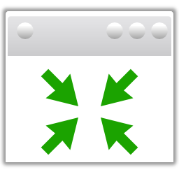 Actions view restore icon