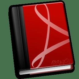 Apps acroread icon