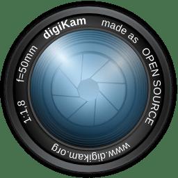 Apps digikam icon