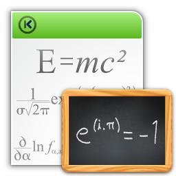 Apps kformula icon