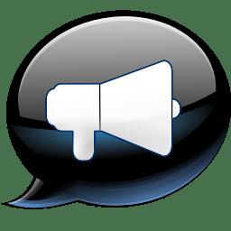 Apps konversation icon
