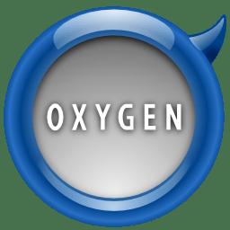 Apps oxygen icon