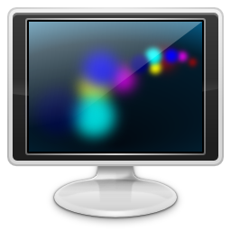 Apps preferences desktop screensaver icon