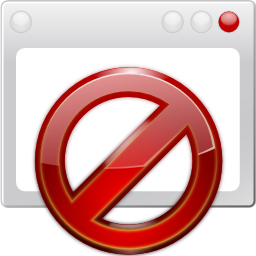 Apps preferences web browser adblock icon