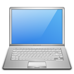 Devices computer laptop icon