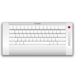 Devices input keyboard icon