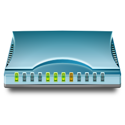 Devices modem icon