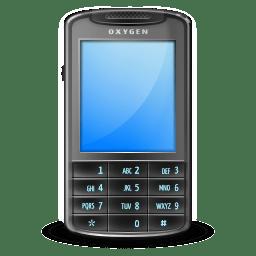Devices phone icon