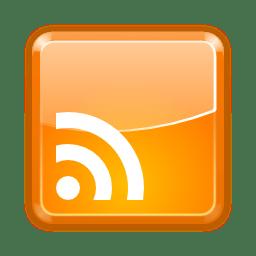 Mimetypes application rss plus xml icon